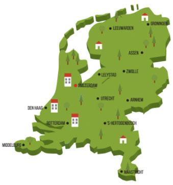 Verhuisbedrijf Nederland Utrecht
