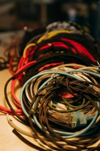 Cable management, intern verhuizen